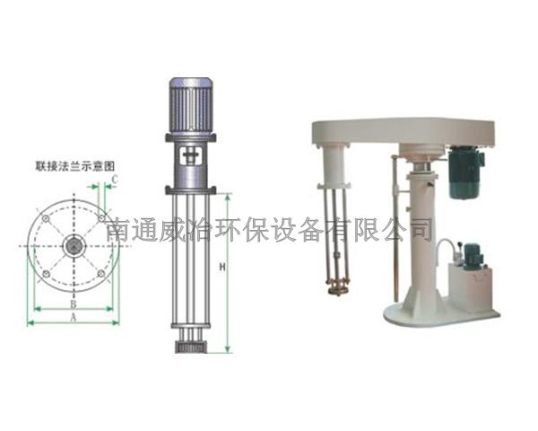 江苏液压升降式高剪切乳化机
